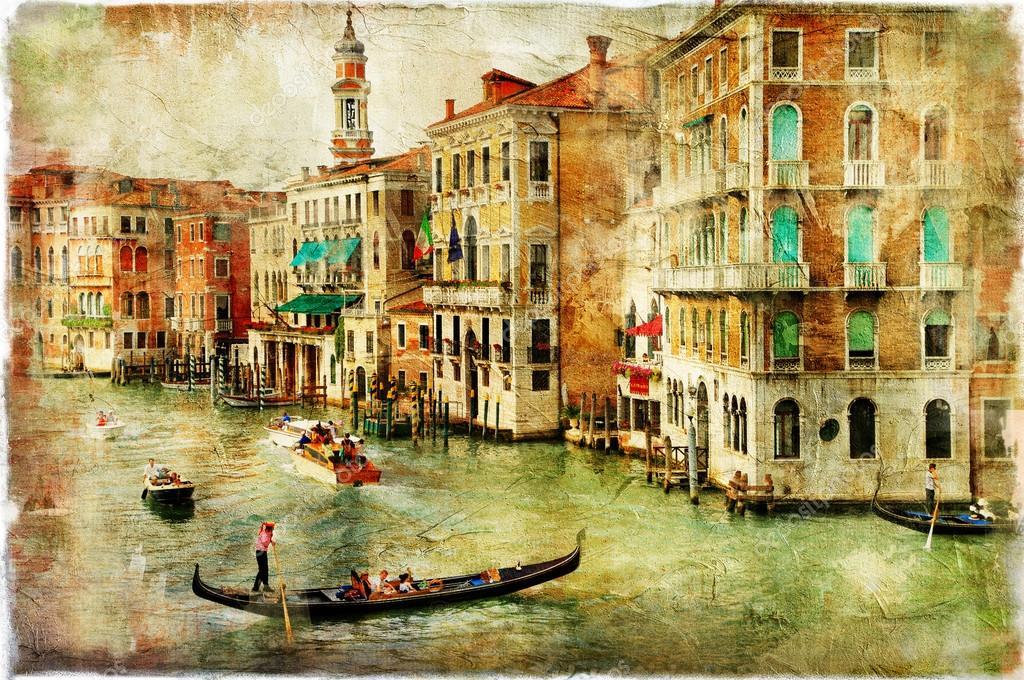 Венеция, гранж