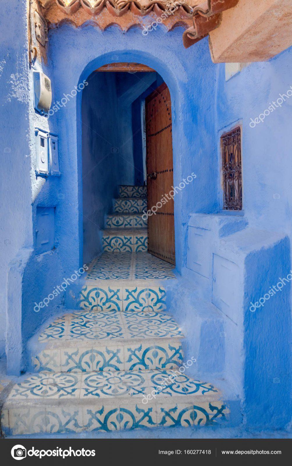 Лестница Шефшауэн, Марокко