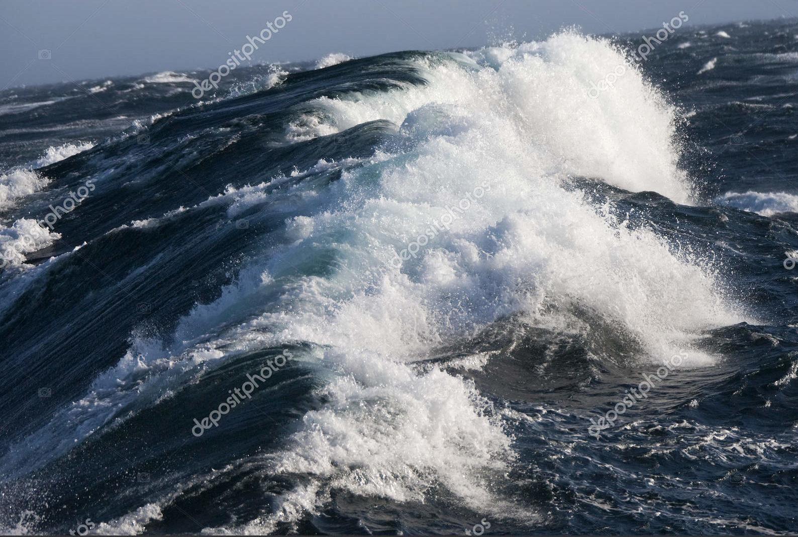 Волны Северного ледовитого
