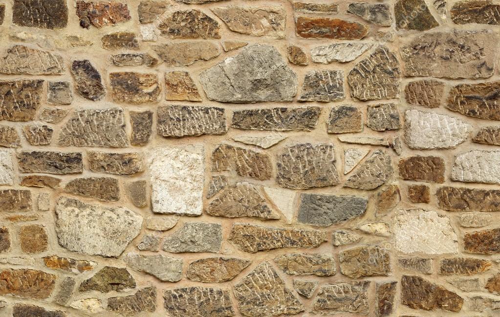 Бесшовная старая стена