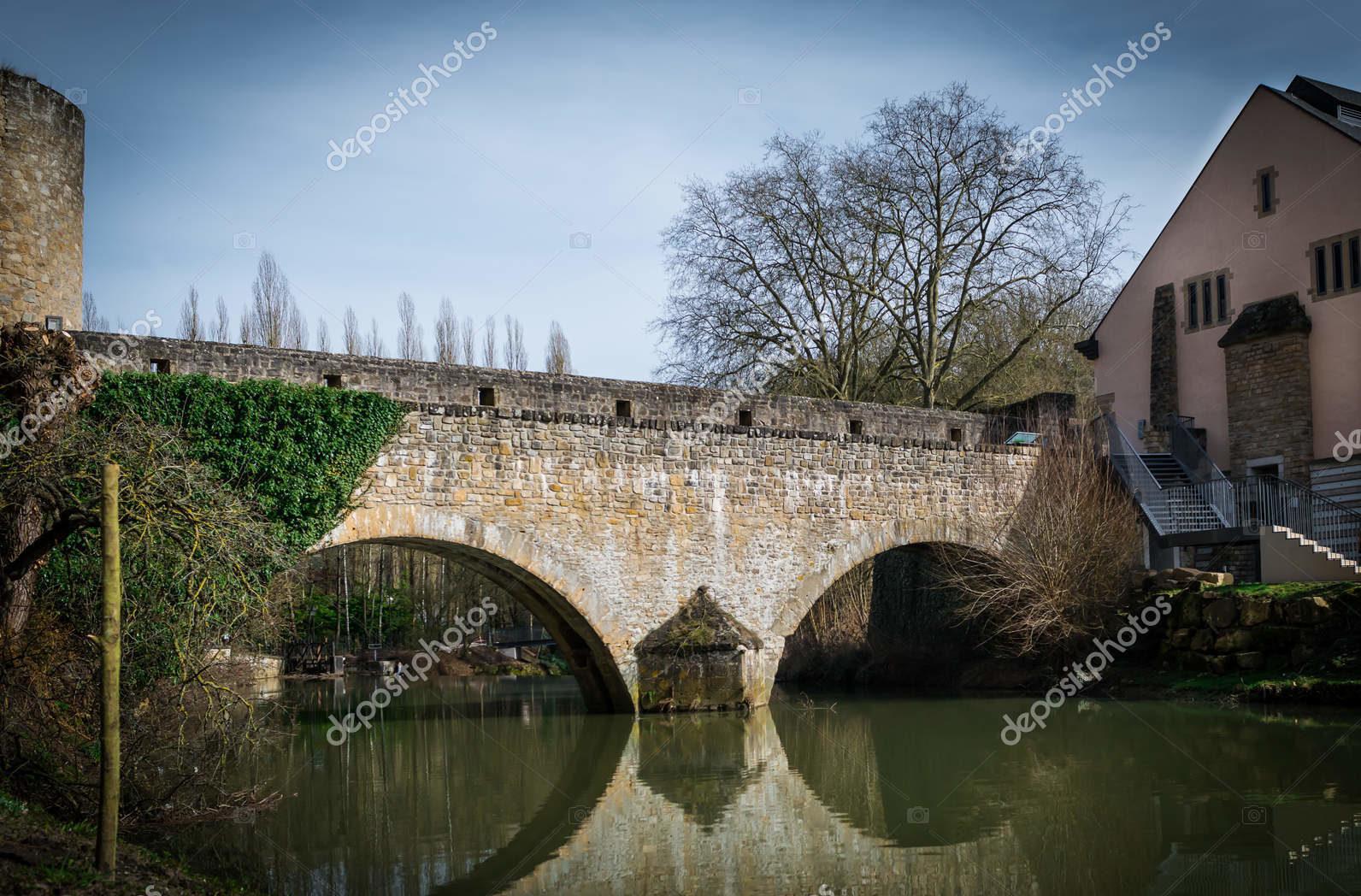 Арки античного моста