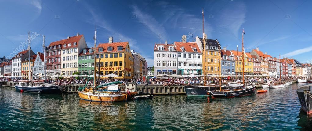 Копенгаген, старые лодки