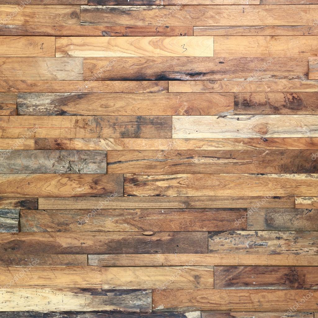 Коричневые деревянный планки